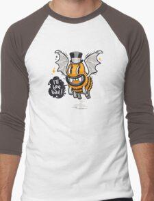 Cartoon Monster I'll Bee Bat Men's Baseball ¾ T-Shirt