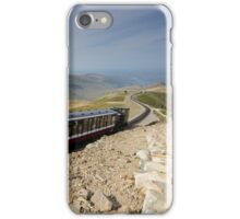 Snowdonia- Snowdon Mountain Railway iPhone Case/Skin