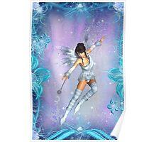 Ice Fairy Poster