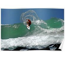 SURFER PITCH Poster