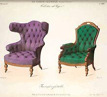 Le Garde Meuble Desire Guilmard 1839 0213 High Style Seat Furniture Interior Design by wetdryvac