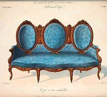 Le Garde Meuble Desire Guilmard 1839 0313 High Style Seat Furniture Interior Design by wetdryvac