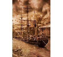 Tall Ship. Photographic Print