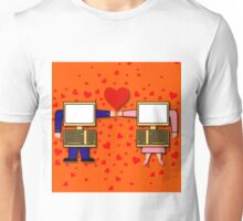 Internet Dating Unisex T-Shirt