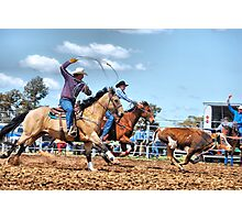 Rodeo Riders 7 Photographic Print