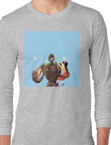 Castle in the Sky Long Sleeve T-Shirt
