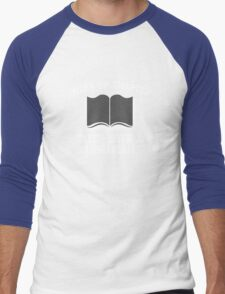 Wake Up Smarter Sleep With A Librarian Men's Baseball ¾ T-Shirt