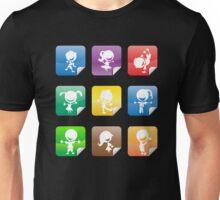 happy kids Unisex T-Shirt