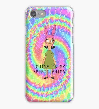 Louise Is My Spirit Animal  iPhone Case/Skin