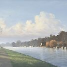 Caversham Promenade by Richard Picton
