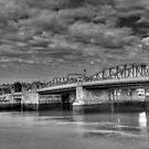 Rochester Bridge by brianfuller75
