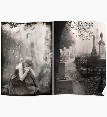 The End of All Hope - Diptych Poster