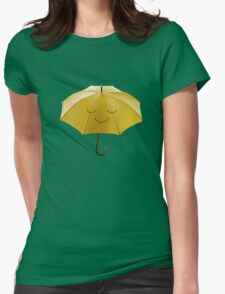 Sweet Rain Time. Womens Fitted T-Shirt