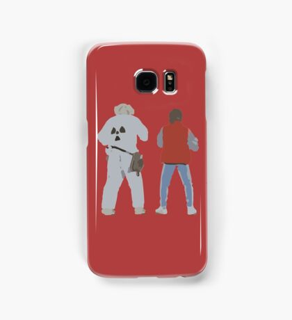 Back (s) to the Future  Samsung Galaxy Case/Skin