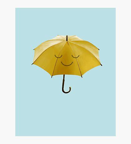 Sweet Rain Time. Photographic Print