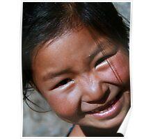 Smile - the universal language Poster
