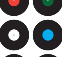 Singles Club Sticker