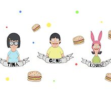 The Belcher Kids by laurajean1