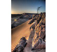 Sahara Sunrise, Morocco Photographic Print