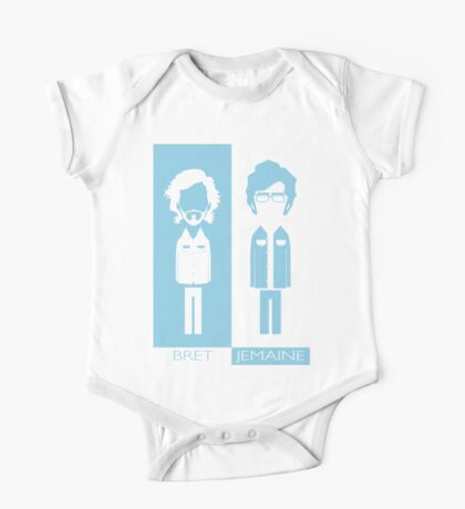 Flight Of The Conchords One Piece - Short Sleeve