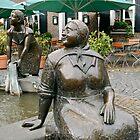3 Marktbrunnen, Meerbusch Lank-Latum, NRW, Germany. by David A. L. Davies