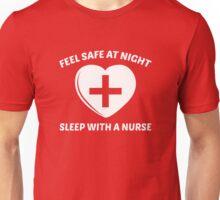 Feel Safe At Night Unisex T-Shirt