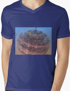 Shaman Dreams Mens V-Neck T-Shirt