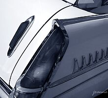 Classic Car Taillights 2012 by Joanne Mariol