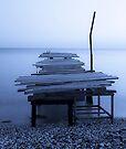 Sea Mist by aka-photography