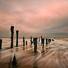 Reflective Groyne by picturistic