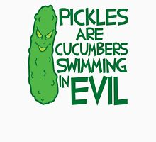 Pickles - Cucumber Swimming in Evil Unisex T-Shirt