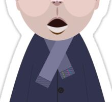 Karl Pilkington Sticker