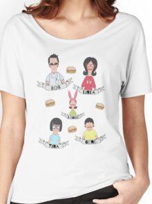 The Belcher Family Women's Relaxed Fit T-Shirt