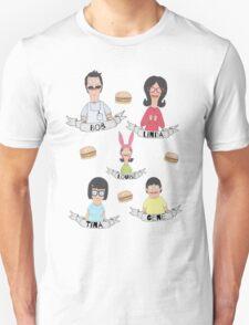 The Belcher Family Unisex T-Shirt