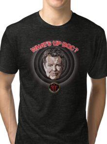 What's Up Doc? Tri-blend T-Shirt