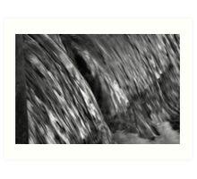 Wasserfall Art Print