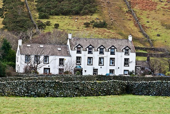 Wasdale Head Inn  by Trevor Kersley
