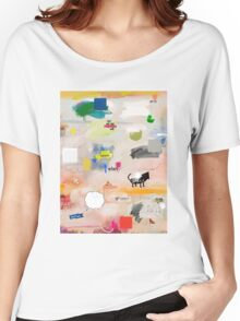 messages 08 Women's Relaxed Fit T-Shirt