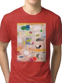 messages 08 Tri-blend T-Shirt