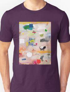 messages 08 Unisex T-Shirt