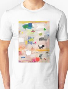 messages 08 Unisex T-Shirt