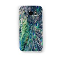 Peacock Feathers Samsung Galaxy Case/Skin