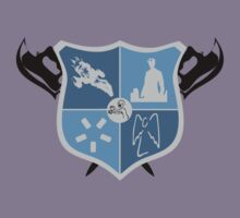 Joss Whedon Coat of Arms  Kids Tee