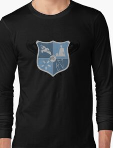 Joss Whedon Coat of Arms  Long Sleeve T-Shirt