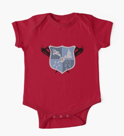 Joss Whedon Coat of Arms  One Piece - Short Sleeve