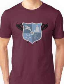Joss Whedon Coat of Arms  Unisex T-Shirt