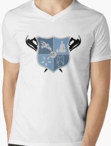 Joss Whedon Coat of Arms  Mens V-Neck T-Shirt