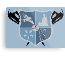 Joss Whedon Coat of Arms  Metal Print