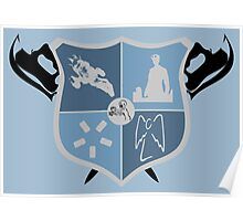 Joss Whedon Coat of Arms  Poster