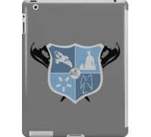 Joss Whedon Coat of Arms  iPad Case/Skin